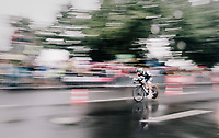 Peter Sagan (SVK/Bora-Hansgrohe) speeding along<br /> <br /> 104th Tour de France 2017<br /> Stage 1 (ITT) - D&uuml;sseldorf &rsaquo; D&uuml;sseldorf (14km)