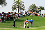 Martin Kaymer (GER) in action during the second round of the Omega Dubai Desert Classic played at the Majilis Course, Emirates Golf Club, Dubai, UAE on 11th February 2011..Picture: Phil Inglis / www.golffile.ie.