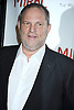 "Harvey Weinstein attending the premiere of"" Miral"" at The United Nations on March 14, 2011 in New York City. Julian Schnabel directed the movie which is from the book by his girlfriend Rula Jebreal."