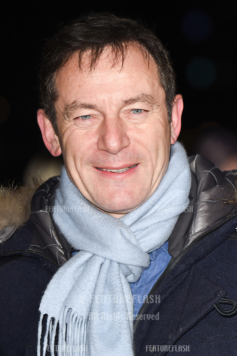 Jason Isaacs at the &quot;Live by Night&quot; premiere at BFI South Bank, London, UK. <br /> 11th January  2017<br /> Picture: Steve Vas/Featureflash/SilverHub 0208 004 5359 sales@silverhubmedia.com