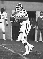 John Hufnagel Saskatchewan Roughrider quarterback  from 1980-1983. Photo Scott Grant