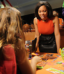 Errin Maye at the Little Galleria Halloween Spooktacular presented by MD Anderson Children's Cancer Hospital at The Galleria Sunday Oct. 30,2016.(Dave Rossman photo)