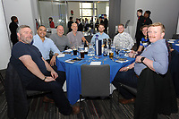 A general view of hospitality prior to the match. The Clash, Aviva Premiership match, between Bath Rugby and Leicester Tigers on April 7, 2018 at Twickenham Stadium in London, England. Photo by: Rob Munro for Onside Images