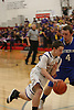 Marshfield-Sutherlin Boys Basketball Play-Off
