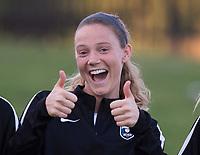 Boyds, MD - Saturday September 30, 2017: Kristen McNabb during a regular season National Women's Soccer League (NWSL) match between the Washington Spirit and the Seattle Reign FC at Maureen Hendricks Field, Maryland SoccerPlex.
