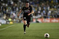 1st November 2019; Leichhardt Oval, Sydney, New South Wales, Australia; A League Football, Sydney Football Club versus Newcastle Jets; Matthew Millar of Newcastle Jets runs down the wing - Editorial Use