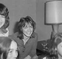 la vedette David Cassidy au Forum de Montreal, 3 avril 1972.<br /> <br /> American Pop Star David Cassidy perform at The Forum, Montreal, Canada<br /> April 3, 1972<br /> <br /> PHOTO :  Agence Quebec Presse - Roland Lachance