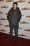 LOS ANGELES, CA - DECEMBER 03: Ian Harding attends 102.7 KIIS FM's Jingle Ball at the Nokia Theatre L.A. Live on December 3, 2011 in Los Angeles, California.