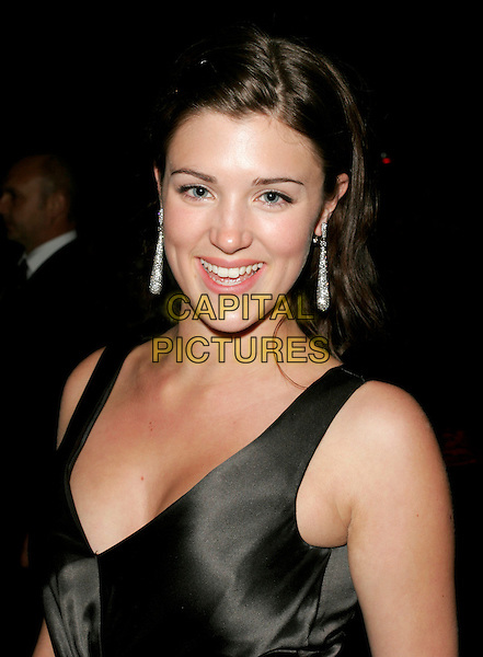 LUCY GRIFFITHS.Leaving The National Television Awards 2006 held at the Royal Albert Hall, London, UK. .October 31st, 2006.Ref: AH.heasdhot portrait.www.capitalpictures.com.sales@capitalpictures.com.©Adam Houghton/Capital Pictures.