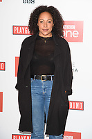Rosalind Eleazar at the &quot;Howard's End&quot; screening held at the BFI NFT South Bank, London, UK. <br /> 01 November  2017<br /> Picture: Steve Vas/Featureflash/SilverHub 0208 004 5359 sales@silverhubmedia.com