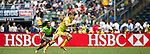 South Africa vs Australia during the HSBC Sevens Wold Series Cup Quarter Finals match as part of the Cathay Pacific / HSBC Hong Kong Sevens at the Hong Kong Stadium on 29 March 2015 in Hong Kong, China. Photo by Juan Manuel Serrano / Power Sport Images