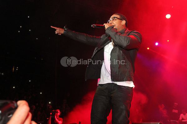 NEW YORK, NY - OCTOBER 17, 2014<br /> <br /> Ja Rule performs at the Def Jam 30 Anniversary concert at The Barclays Center, October 16, 2014 in New York City.<br /> <br /> <br /> &copy; Walik Goshorn / MediaPunch