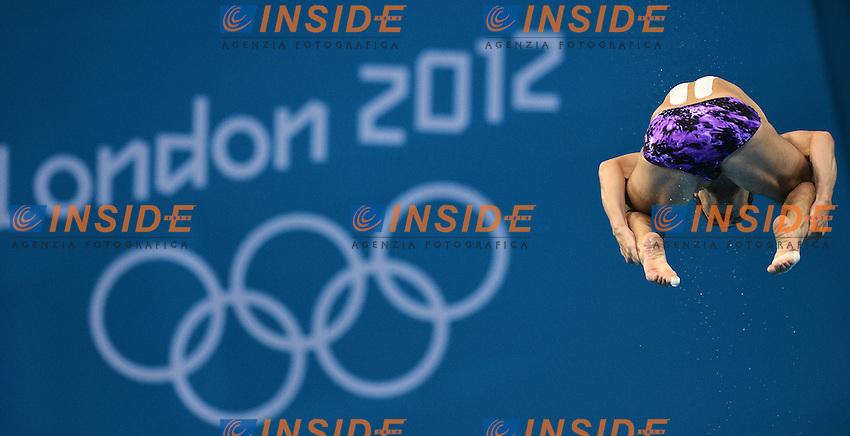 Illya KVASHA Ukraina.Men's springboard 3m - Trampolino 3m Uomini.London 7/8/2012 Aquatics Center.London 2012 Olympic games - Olimpiadi Londra 2012.Diving - Tuffi.Foto Andrea Staccioli Insidefoto