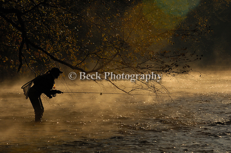 First Light on Fishing Creek