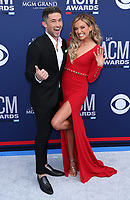 07 April 2019 - Las Vegas, NV - Michael Ray, Carly Pearce. 54th Annual ACM Awards Arrivals at MGM Grand Garden Arena. Photo Credit: MJT/AdMedia<br /> CAP/ADM/MJT<br /> &copy; MJT/ADM/Capital Pictures