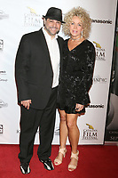 LOS ANGELES - SEP 29:  Ron Truppa, Jennifer Bean Paroly at the Catalina Film Festival - September 29 2017 at the Casino on Catalina Island on September 29, 2017 in Avalon, CA