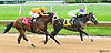 R Rousey winning at Delaware Park on 7/13/17