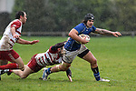 MURCHISON, NEW ZEALAND - AUGUST 11: Nelson Bays Griffins v West Coast at Murchison. 11 August 2019, (Photos by Barry Whitnall/Shuttersport Limited)