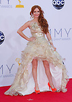 """PHOEBE PRICE - 64TH PRIME TIME EMMY AWARDS.Nokia Theatre Live, Los Angelees_23/09/2012.Mandatory Credit Photo: ©Dias/NEWSPIX INTERNATIONAL..**ALL FEES PAYABLE TO: """"NEWSPIX INTERNATIONAL""""**..IMMEDIATE CONFIRMATION OF USAGE REQUIRED:.Newspix International, 31 Chinnery Hill, Bishop's Stortford, ENGLAND CM23 3PS.Tel:+441279 324672  ; Fax: +441279656877.Mobile:  07775681153.e-mail: info@newspixinternational.co.uk"""