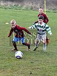 Donacarney Bears Matt Pollard Drogheda Boys Jamie Flarty. Photo:Colin Bell/pressphotos.ie
