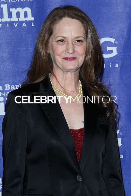 SANTA BARBARA, CA - JANUARY 31: Melissa Leo at the 29th Santa Barbara International Film Festival - Outstanding Director Award Honoring David O. Russell held at Arlington Theatre on January 31, 2014 in Santa Barbara, California. (Photo by David Acosta/Celebrity Monitor)