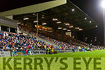 Kerry v Dublin in the National League in Austin Stack park on Saturday night.