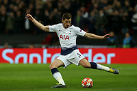 Jan Vertonghen of Tottenham Hotspur during Tottenham Hotspur vs Borussia Dortmund, UEFA Champions League Football at Wembley Stadium on 13th February 2019