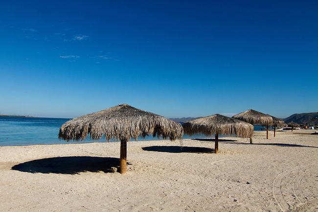 Images taken on the Malecon in La Paz, Mexico