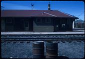 Santa Fe Station.<br /> D&amp;RGW  Santa Fe, NM
