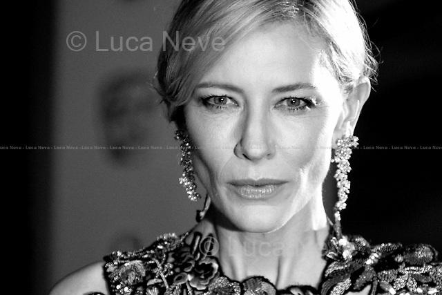 Cate Blanchett, Actress.