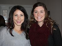 NWA Democrat-Gazette/CARIN SCHOPPMEYER Mitzi Traxson and Alyssa Traxson attend the Graves Foundation reception.