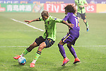 Jeonbuk Hyundai Motors (KOR) vs Al Ain (UAE) during their 2016 AFC Champions League Final 1st Leg match at Jeonju World Cup Stadium on 19 November 2016, in Jeonju, South Korea. Photo by Stringer / Power Sport Images