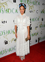 Tessa Thompson at the premiere for &quot;Woodshock&quot; at the Arclight Theatre, Hollywood, Los Angeles, USA 18 September  2017<br /> Picture: Paul Smith/Featureflash/SilverHub 0208 004 5359 sales@silverhubmedia.com