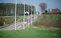 peloton highway<br /> <br /> 55th Brabantse Pijl 2015