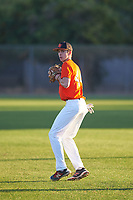 Quintin Kirch (44), from Indianapolis, Indiana, while playing for the Orioles during the Under Armour Baseball Factory Recruiting Classic at Gene Autry Park on December 27, 2017 in Mesa, Arizona. (Zachary Lucy/Four Seam Images)