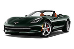 Chevrolet Corvette Stingray 2LT Convertible 2014