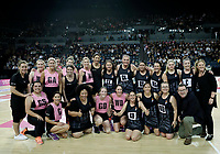 15.09.2018 Media Ferns v Pali Ferns at Spark Arena in Auckland. Mandatory Photo Credit ©Michael Bradley.