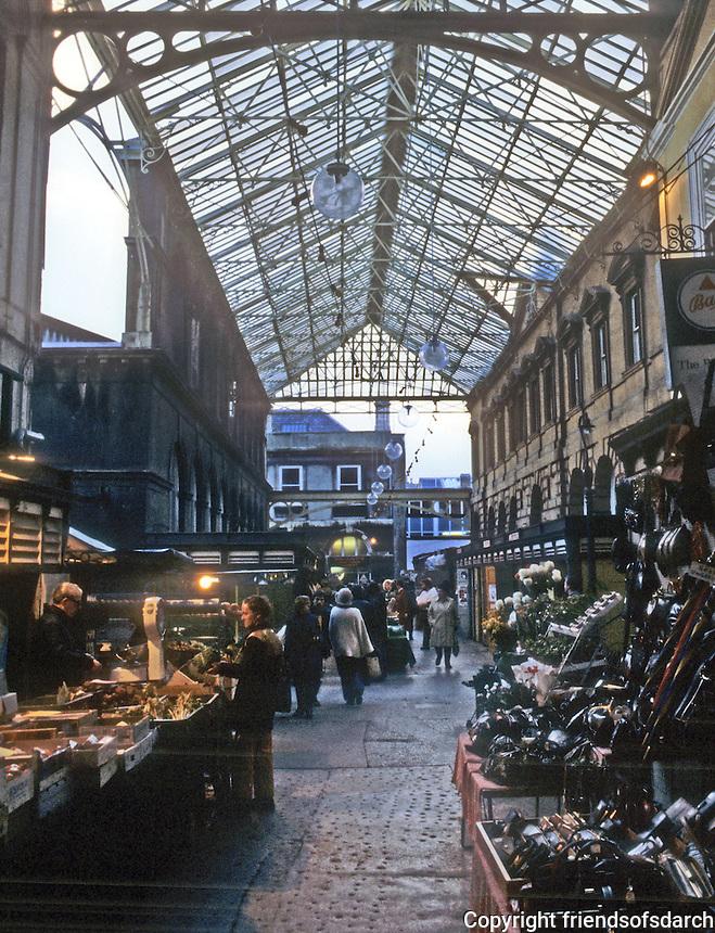 Bristol: Arcade, High Street. Photo '90.
