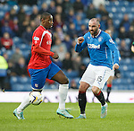 Kris Boyd and Nat Wedderburn