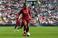 Virgil van Dijk of Liverpool during Tottenham Hotspur vs Liverpool, Premier League Football at Wembley Stadium on 15th September 2018