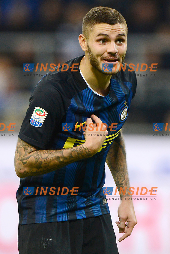 Mauro Icardi Inter<br /> Milano 26-10-2016 Stadio Giuseppe Meazza - Football Calcio Serie A Inter - Torino. Foto Giuseppe Celeste / Insidefoto