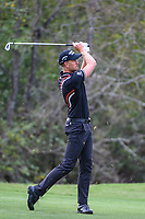 Henrik Stenson (SWE) watches his approach shot on 3 during day 4 of the WGC Dell Match Play, at the Austin Country Club, Austin, Texas, USA. 3/30/2019.<br /> Picture: Golffile | Ken Murray<br /> <br /> <br /> All photo usage must carry mandatory copyright credit (© Golffile | Ken Murray)