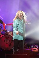 NAPOLI, ITALIA, 22.07.2016 - SHOW-ITALIA - Robert Plant durante apresentação na Arena Flegrea em Napoli na Italia nesta sexta-feira, 23. (Foto: Salvatore Esposito/Brazil Photo Press)