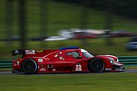#23 Gilbert/Korthoff MotorSports Norma M30, LMP3: Mike Skeen