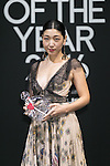 Actor Sakura Ando attends the Vogue Japan Women of the Year 2016 Awards on November 24, 2016, Tokyo, Japan. Every year the fashion magazine awards successful women from various disciplines. This year Tokyo's first female Governor Yuriko Koike sent a video message in gratitude for her inclusion on the awards list. (Photo by Rodrigo Reyes Marin/AFLO)