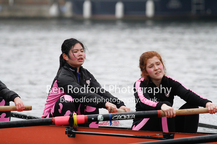 Crew: 47 - Worcester Coll  - W.IM3.8+ <br /> <br /> Henley Fours &amp; Eights Head 2017<br /> <br /> To purchase this photo, or to see pricing information for Prints and Downloads, click the blue 'Add to Cart' button at the top-right of the page.