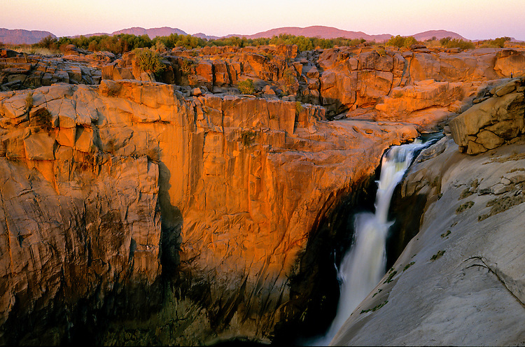 Augrabies Falls, South Africa, 2004