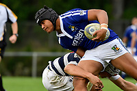 20180519 College Rugby - St Pat's Wellington v Palmerston North Boys' High School