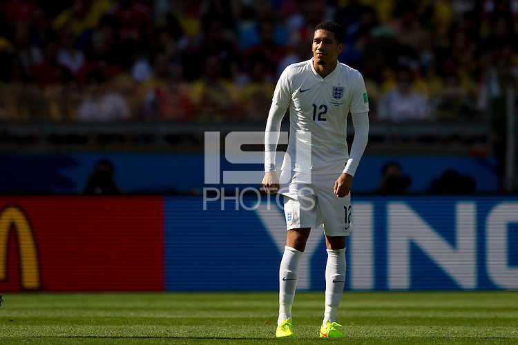Chris Smalling of England