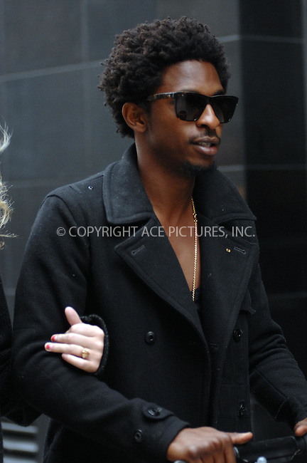 WWW.ACEPIXS.COM . . . . .  ....March 16 2012, New York City....Rapper Shwayze, his new wife model Shelby Keeton and their son Hendrix take a stroll in Soho on March 16 2012 in New York City....Please byline: CURTIS MEANS - ACE PICTURES.... *** ***..Ace Pictures, Inc:  ..Philip Vaughan (212) 243-8787 or (646) 769 0430..e-mail: info@acepixs.com..web: http://www.acepixs.com